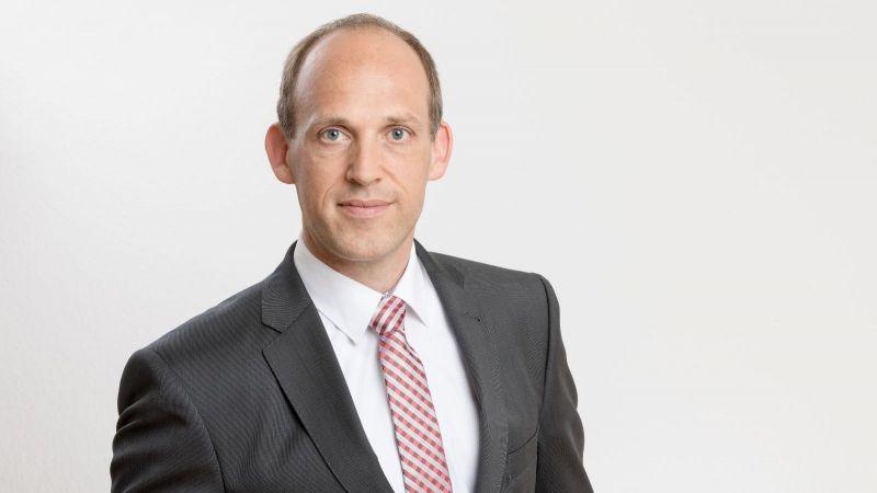 Porträt Thorsten Müller, wissenschaftlicher Leiter der Stiftung Umweltenergierecht