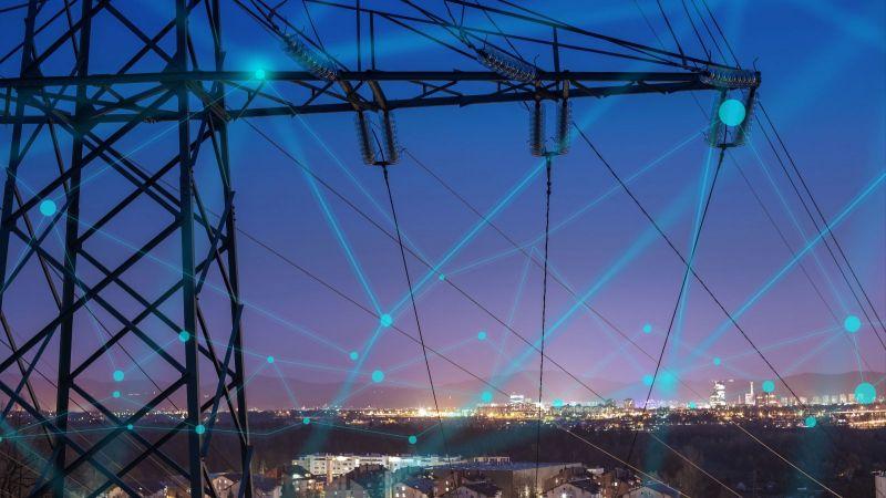 Stromnetz der Zukunft