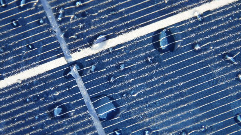 PV-Solarpanel