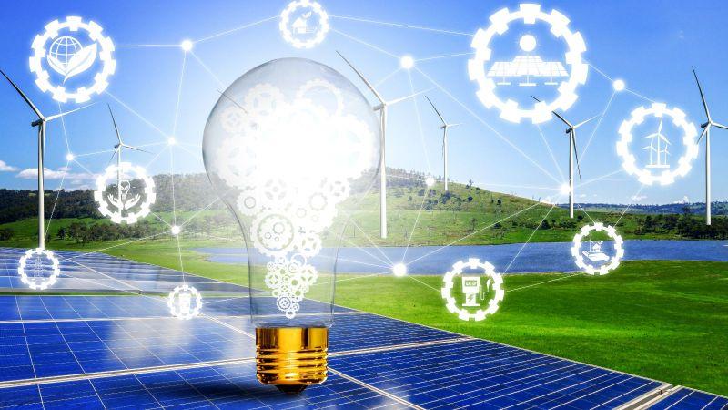 Symbolbild Forschungsförderung Reallabore der Energiewende
