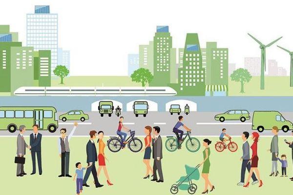 Energiewende und Gesellschaft - Stadtszene