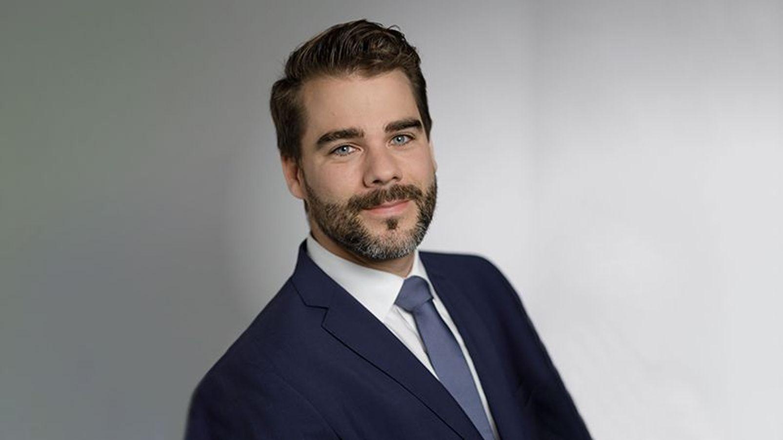 Porträt von Martin Robinius, Abteilungsleiter am Institut für techno-ökonomische Energiesystemanalyse am Forschungszentrum Jülich