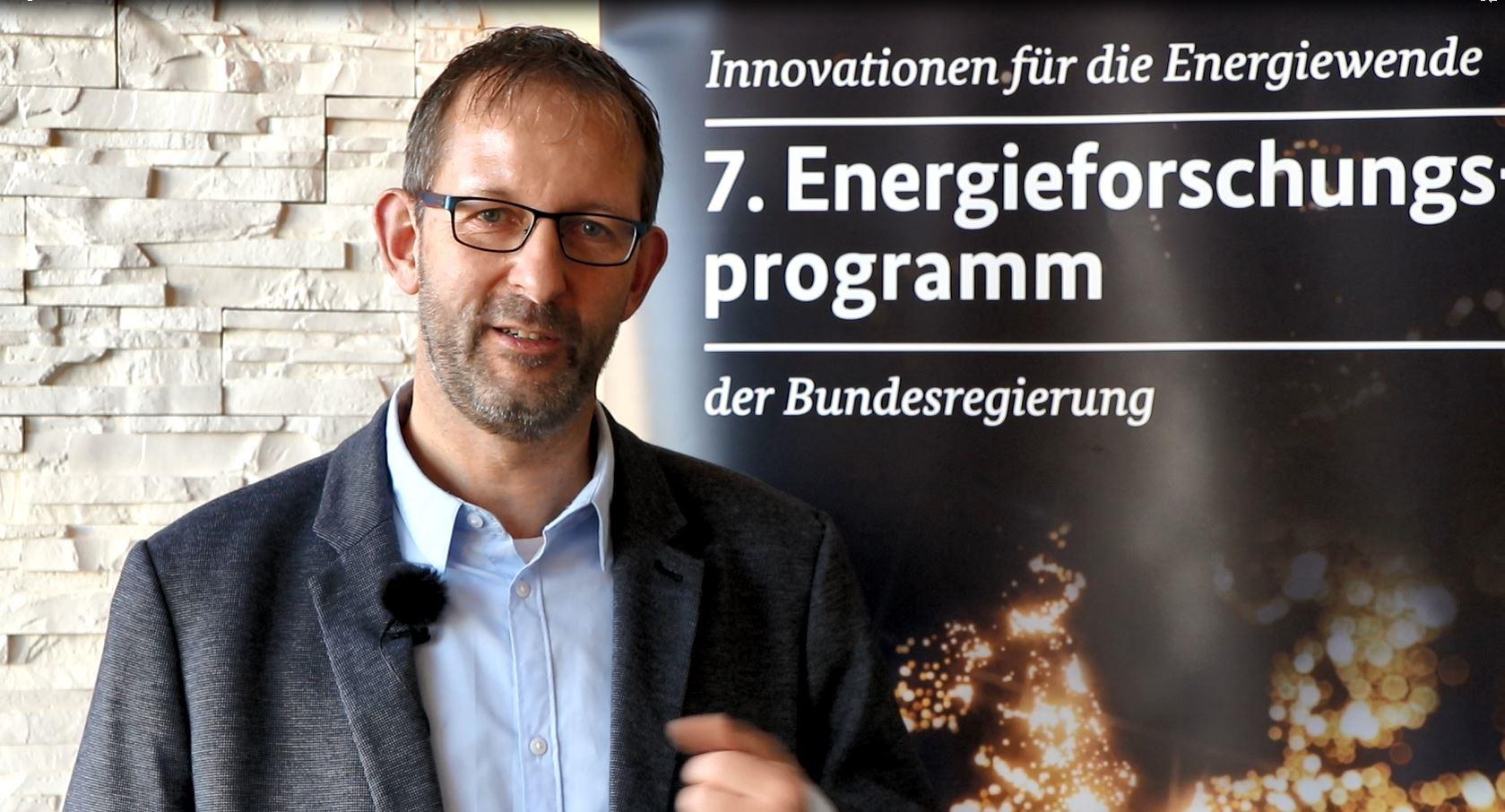 Porträt von Andreas Overhage, Abteilungsleiter Vertrieb, Consulting und Projektumsetzung bei der Energieversorgung Oberhausen (evo)