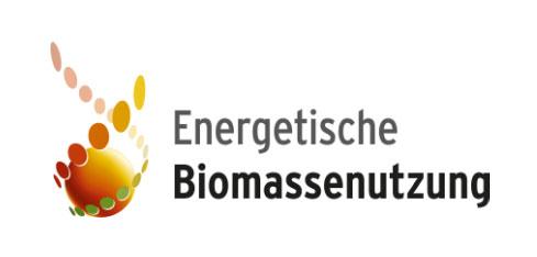 Logo energetische Biomassenutzung