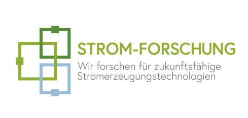 Logo des Fachportals Strom-Forschung