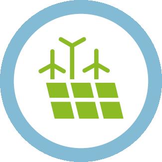 Logo - Erneuerbare Energien